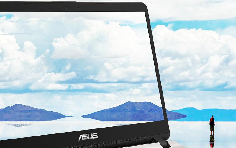 Viền màn hình mỏng trên Máy tính xách tay  Asus X507MA (BR318T)