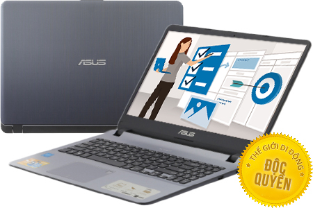 Laptop Asus X507MA N4000/4GB/256GB/Win10 (BR318T)
