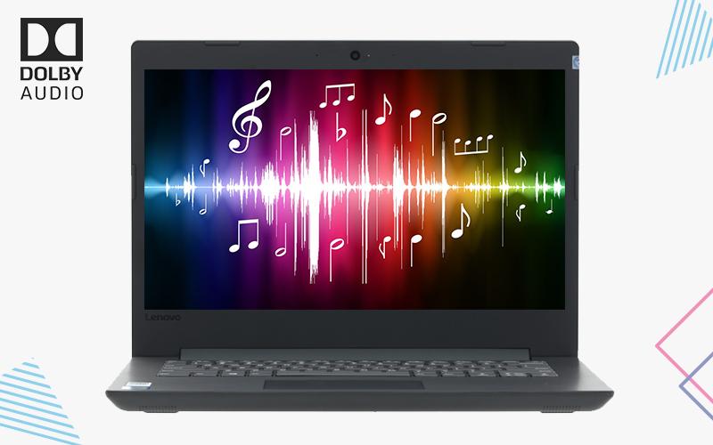 Công nghệ âm thanh trên máy tính xách tay Lenovo Ideapad 130 14IKB i3 7020U/4GB/1TB (81H60016VN)