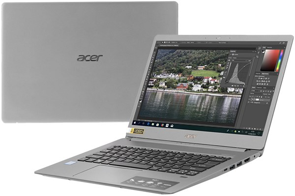 Laptop Acer Swift 5 SF514 53T 51EX i5 8265U/8GB/256GB/Touch/Win10 (NX.H7KSV.001)