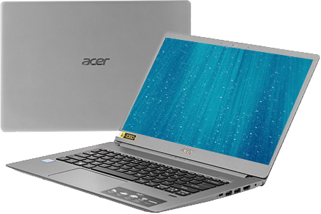 Acer Swift 5 SF5 i5 8265U/8GB/256GB/Win10 (NX.H7KSV.001)