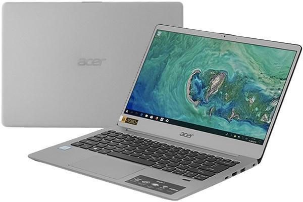 Laptop Acer Swift 3 SF313 51 56UW i5 8250U/8GB/256GB/Win10 (NX.H3ZSV.002)