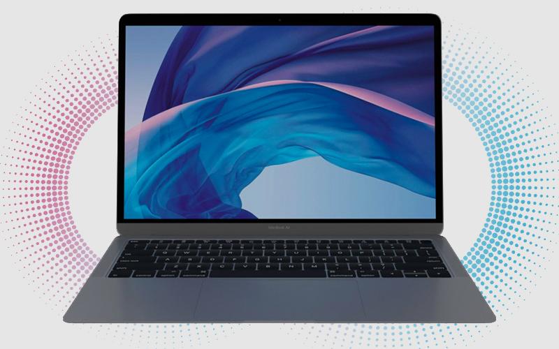 Loa và bàn phím Apple Macbook Air 2018