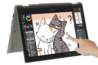 Acer Spin SP513 52N 556V i5 8250U/8GB/256GB/Touch/Win10 (NX.GR7SV.004)