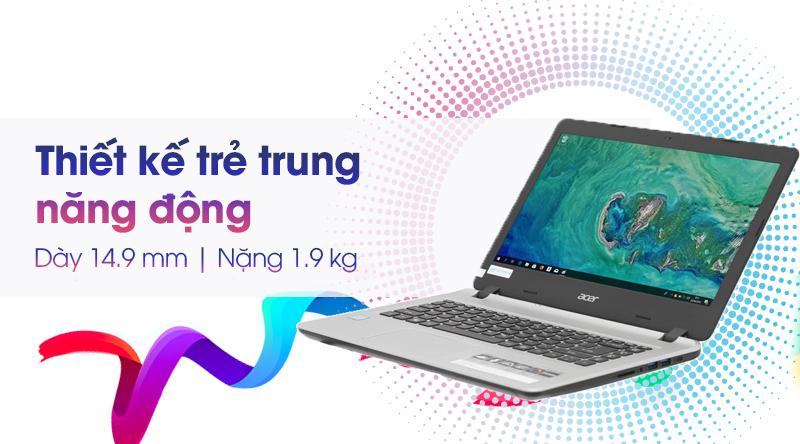 Acer Aspire A514 51 37ZD i3 8145U (NX.H6USV.003)