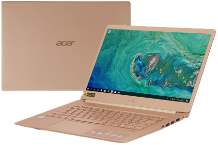 Acer Swift 5 SF514 52T 811W i7 8550U/8GB/256GB/Touch/Win10 (NX.GU4SV.005)