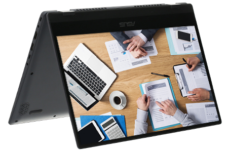 Laptop Asus TP412UA i3 7020U/4GB/256GB/Touch/Win10 (EC092T)
