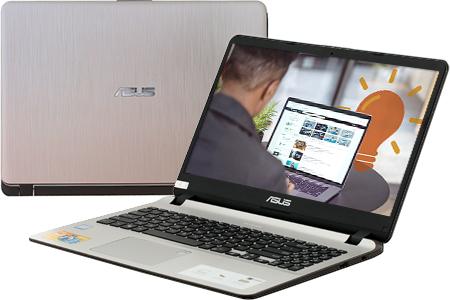 Laptop Asus VivoBook X407UB i7 8550U/4GB/1TB/2GB MX110/Win10 (BV147T)