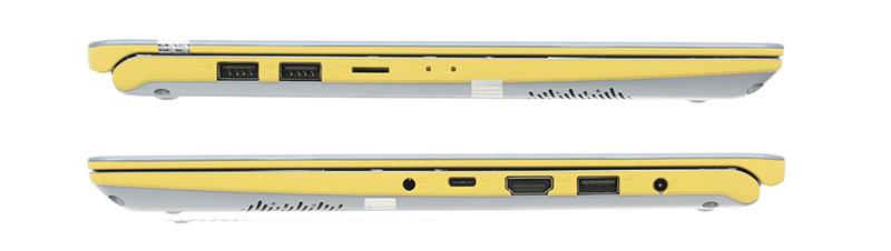 Laptop Asus S430UA - EB100T sở hữu cổng kết nối USB Type C