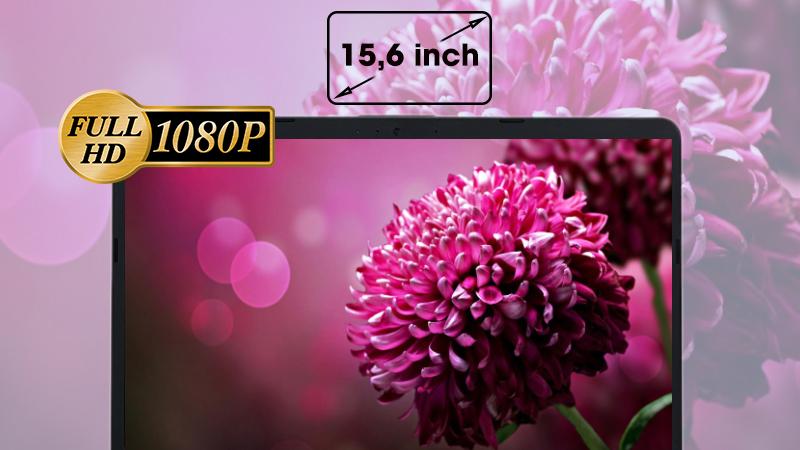 Laptop Asus  X507UF mang lại màu sắc tươi tắn mềm mại