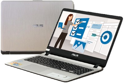 Asus Vivobook X507UA i3 7020U/4GB/1TB/Win10 (EJ313T)