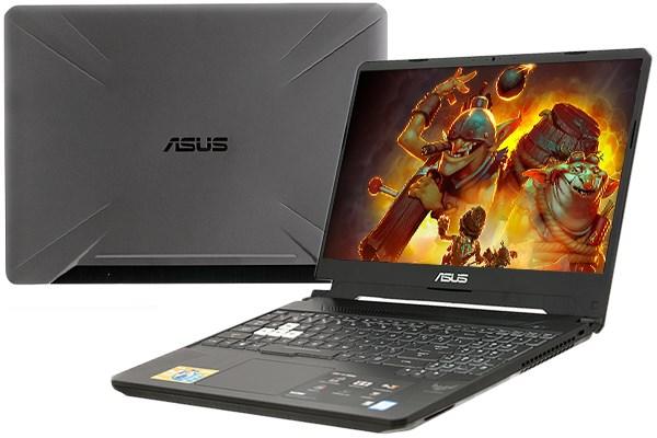 Laptop Asus Gaming FX505GE i7 8750H/8GB/1TB/GTX1050Ti/Win10 (BQ056T)