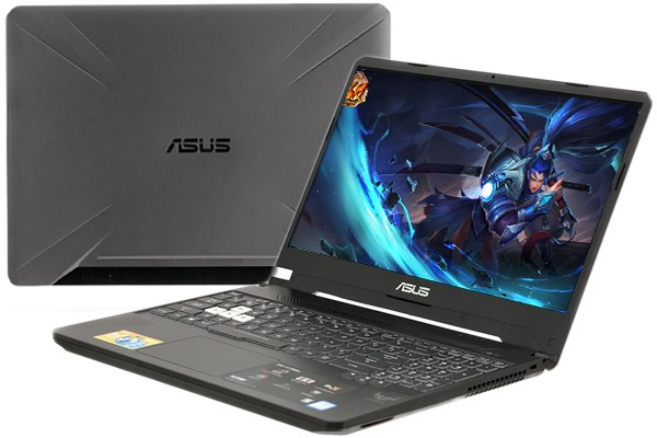 Laptop Asus Gaming FX505GE i5 8300H/8GB/1TB+128GB/4GB GTX1050Ti/Win10 (BQ049T)