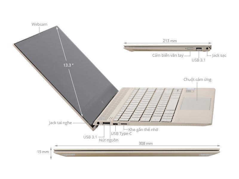 Thông số kỹ thuật 201805