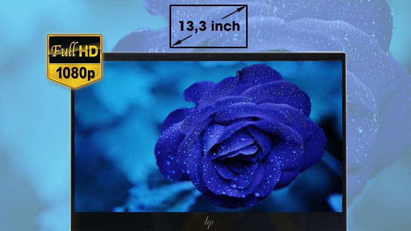 Laptop HP Envy 13 ah1010TULaptop HP Envy 13 ah1010TU với màn hình 13,3 inch độ phân giải Full HD  13,3 inch độ phân giải Full HD