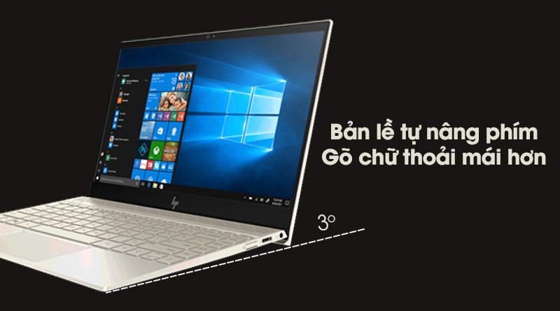 Laptop HP Envy 13 ah1010TU tự động nâng phím