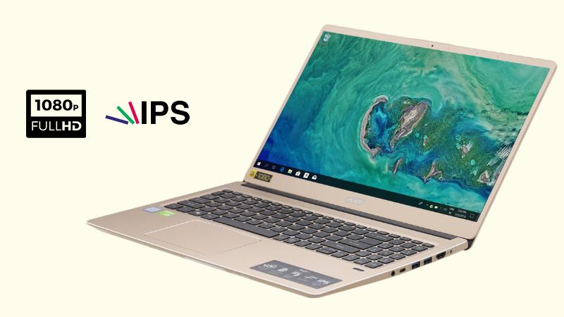 Màn hình Laptop Acer Swift SF315 52G 58TE