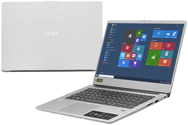 Laptop Acer Swift 3 SF314 56 38UE i3 8145U/4GB/256GB/Win10 (NX.H4CSV.005)