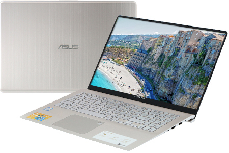 Laptop Asus VivoBook S15 i5 S530UA BQ291T - Giá rẻ, trả góp