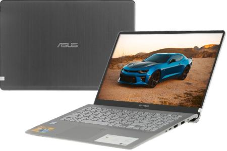 Laptop Asus S530UA core i5 8250U (BQ290T) Chính hãng, trả góp