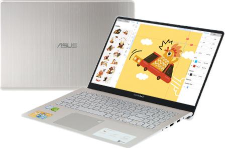 Laptop Asus Vivobook S530UN i7 8550U/8GB/1TB/2GB MX150/Win10 (BQ198T)
