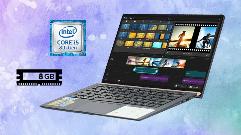 Cấu hình laptop ASUS UX333FN