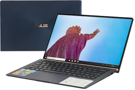 Laptop Asus ZenBook 13 UX333FN i5 8265U/8GB/512GB/2GB MX150/Win10 (A4124T)