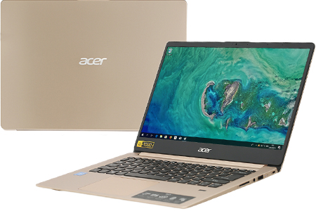 Acer Swift SF114 32 C9FV N4000/4GB/64GB/Win10 (NX.GXQSV.002)