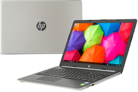 HP  15 da1031TX i5 8265U/4GB/1TB/MX110/Win10 (5NK55PA)