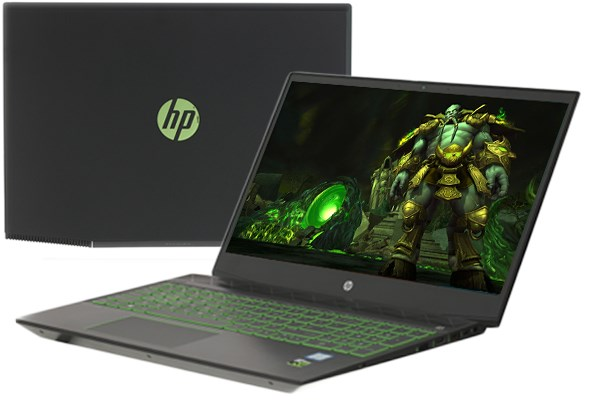 Laptop HP Palivion 15 cx0178TX i7 8750H/8GB/1TB+128GB/2GB GTX1050/Win10 (5EF41PA)
