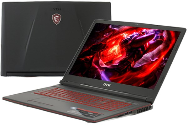 Laptop MSI Gaming GL73 8RC i7 8750H/8GB/1TB/GTX1050/Win10 (230VN)