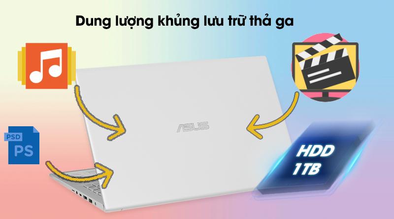 HDD Asus Vivobook A512FA