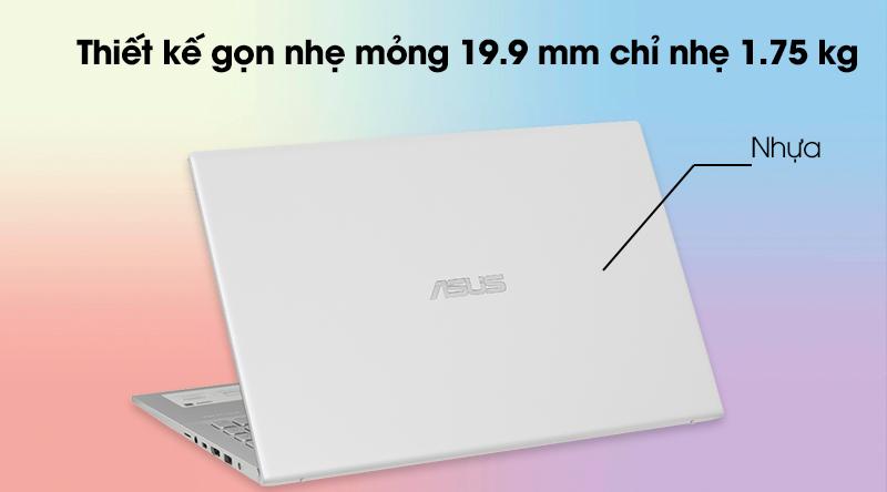 Thiết kế Asus Vivobook A512FA