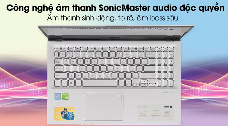 Âm thanh Asus Vivobook A512FA