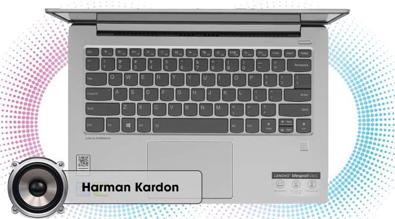Laptop Lenovo Ideapad 530s (81EU00T0VN) có âm thanh chân thật và hấp dẫn hơn