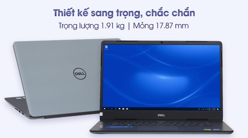 Thiết kế - Laptop Dell Vostro 5581 i5 (VRF6J1)