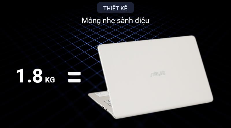 Laptop Asus VivoBook S530FA BQ400T lấy cảm hứng từ sự năng động