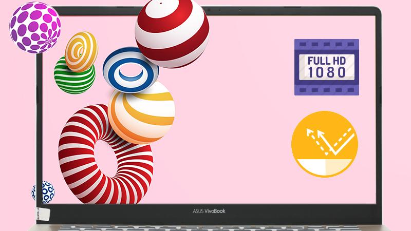 Màn hình laptop Asus VivoBook S430FN EB032T