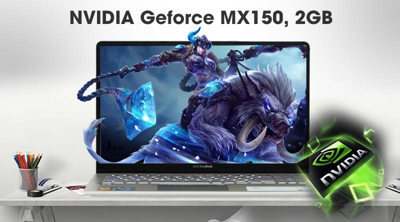 Card đồ họa rời trên Laptop ASUS VivoBook S15 S530FN-BQ550T