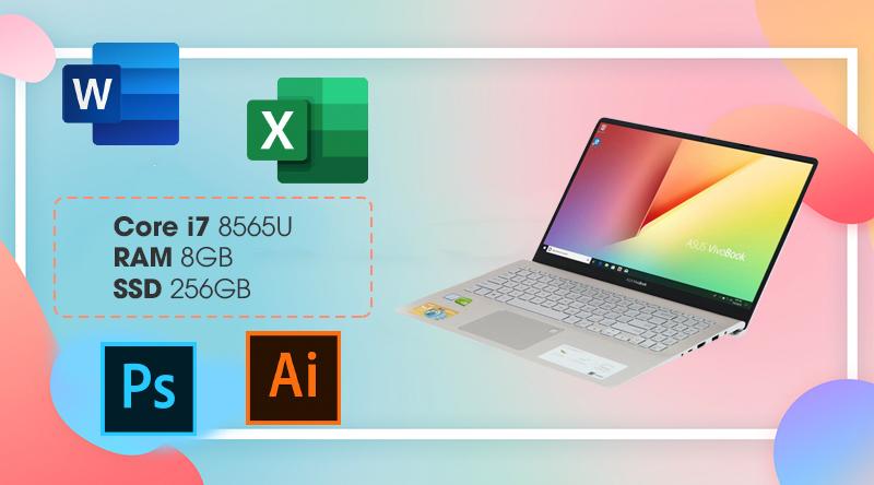 Cấu hình Laptop ASUS VivoBook S15 S530FN-BQ550T