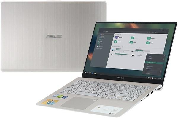 Laptop Asus VivoBook S530FN i7 8565U/8GB+16GB/1TB/2GB MX150/Win10 (BQ550T)