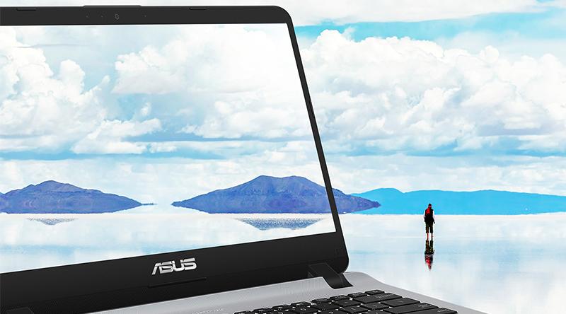 Laptop Asus X407UA màn hình