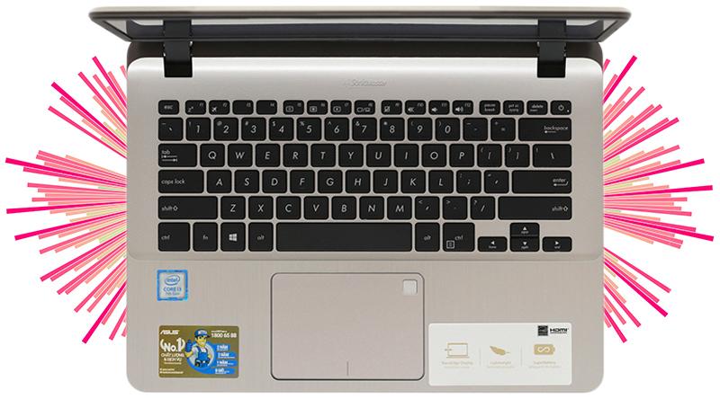 Laptop Asus X407UA âm thanh