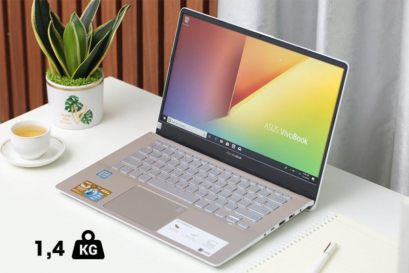 Laptop Asus VivoBook S14 S430FA-EB074T  được thiết kế tinh tế