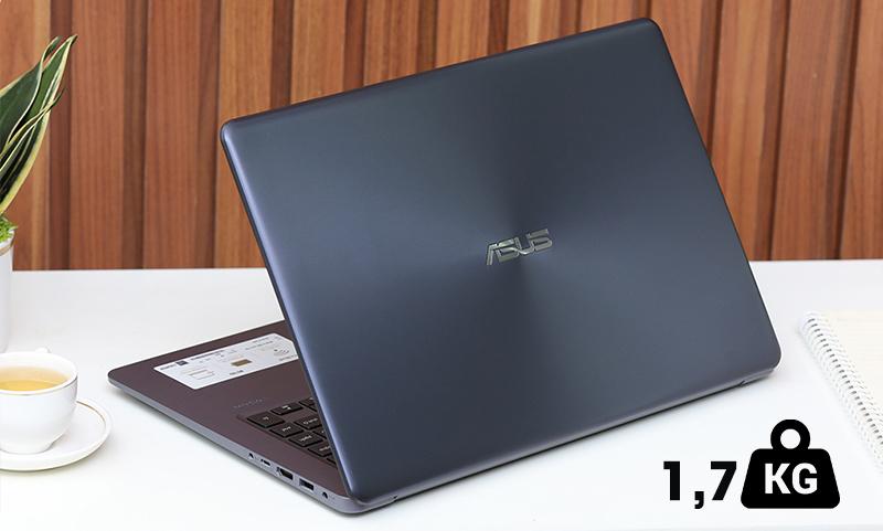 Laptop Asus A510UA (EJ1217T) hướng đến người tiêu dùng có nhu cầu di chuyển thường xuyên