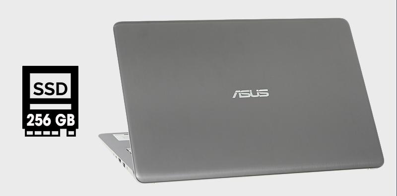 Laptop Asus Vivobook S15 S530 với ổ cứng SSD 256 GB