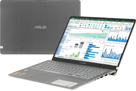 Laptop Asus VivoBook S530FN i5 8265U/4GB/512GB/2GB MX150/Win10 (BQ134T)