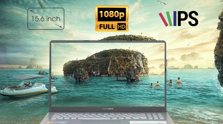 Asus VivoBook S530FN-BQ139T  cho hình ảnh chân thật, màu sắc tươi sáng