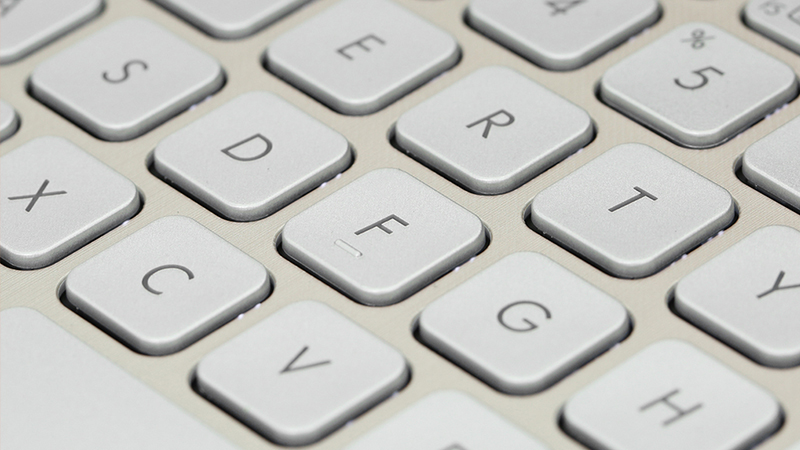 Laptop Asus S530FN i7 8565U cho bạn cảm giác như lướt nhẹ trên mặt phím