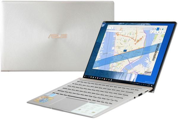 Laptop Asus Zenbook UX333FA i5 8265U/8GB/256GB/Túi/Win10 (A4017T)